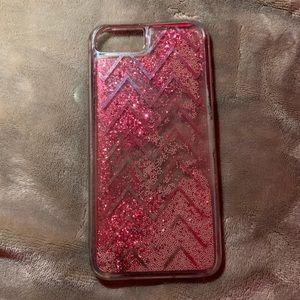 Pink iPhone 8 Plus case🌸